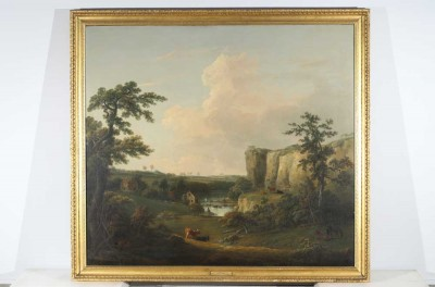 Visit Yorkshire to see works of art from the 18th century