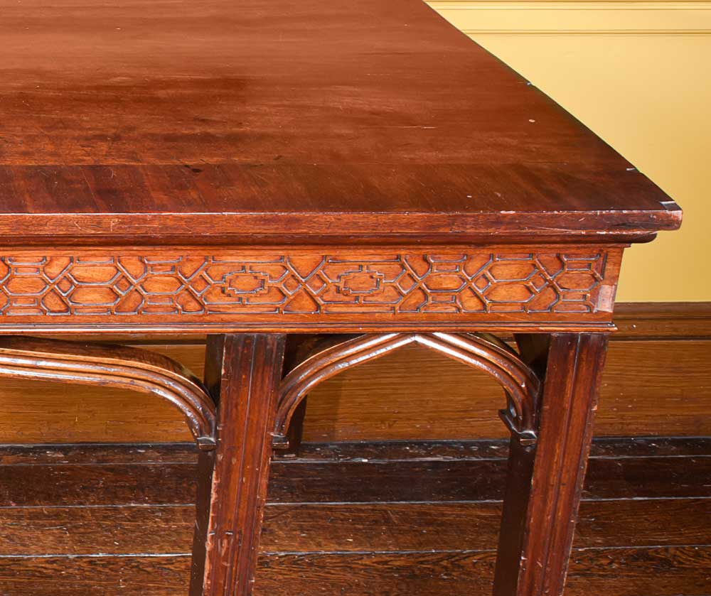 Visit Yorkshire to see the worlds largest collection of Chippendale furniture