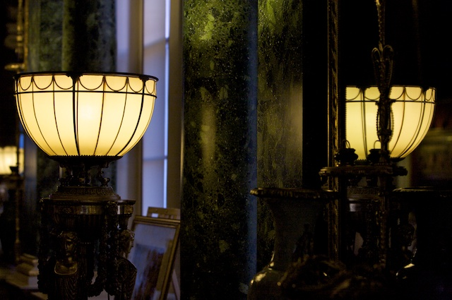 Visit Yorkshire to see Chippendale lights at Harewood