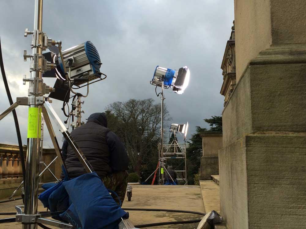 See Harewood House where ITV Victoria filmed