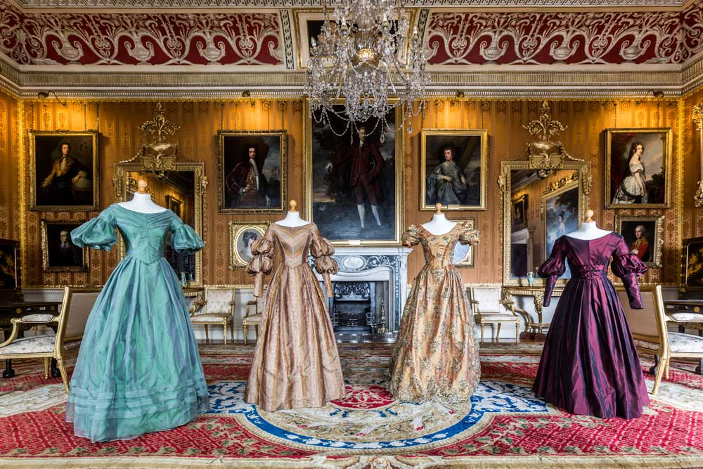 Go to Yorkshire to see locations used for ITV's Victoria series filmed at Harewood
