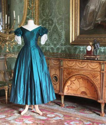 Visit Leeds to see costumes worn by Jenna Coleman in Victoria