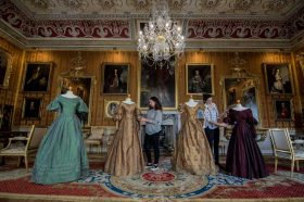 ITV's Victoria filmed at Harewood House