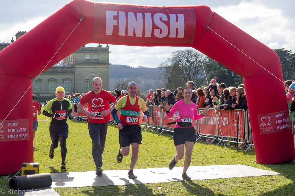 Visit Yorkshire to try sporting events at Harewood House