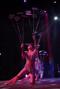 Circus at Harewood House