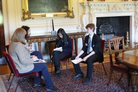Secondary school projects at Harewood