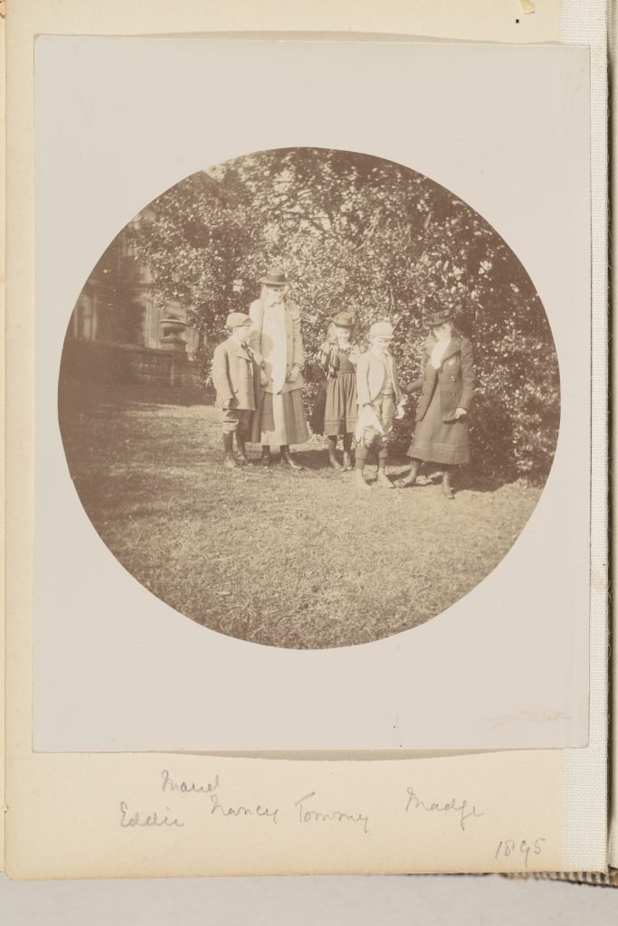 See early photographs in Yorkshire at Harewood House