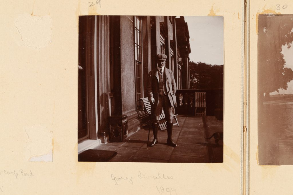 Visit Harewood in Leeds to see rare photography