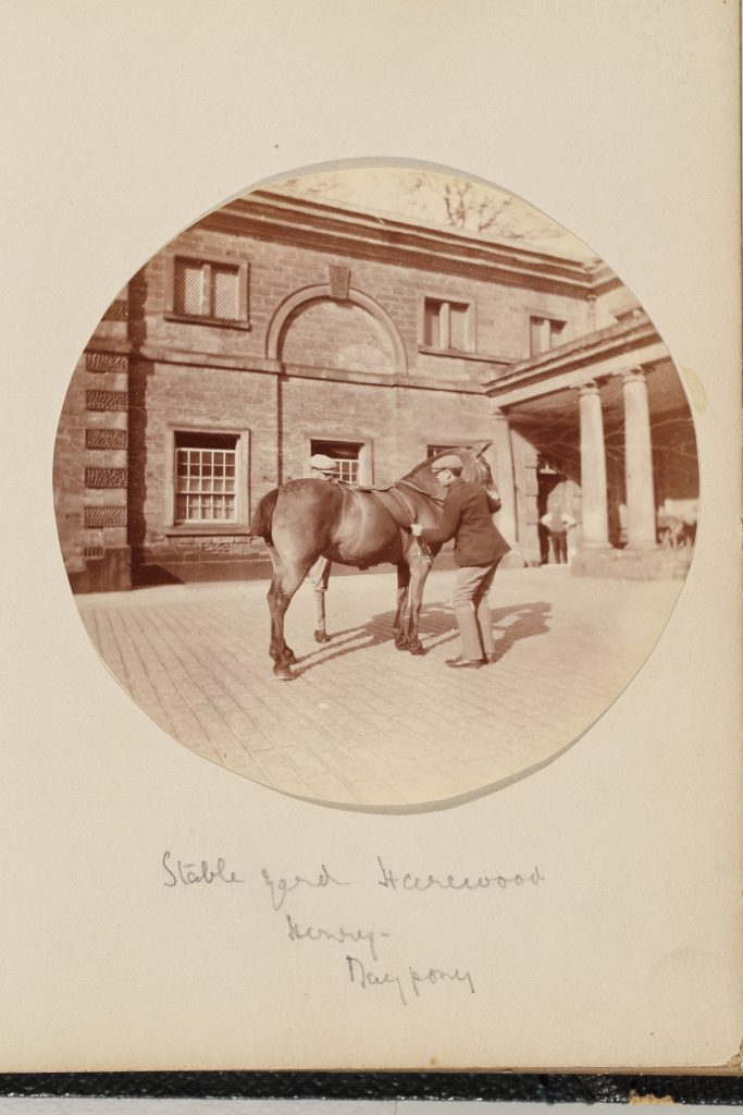 Visit Harewood in Yorkshire to see early photography