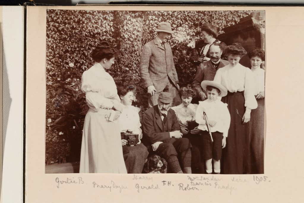 See rare photography at Harewood House in Yorkshire