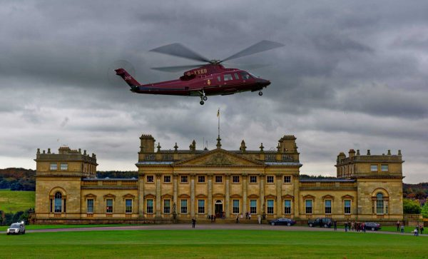 Visit Yorkshire to see Harewood House