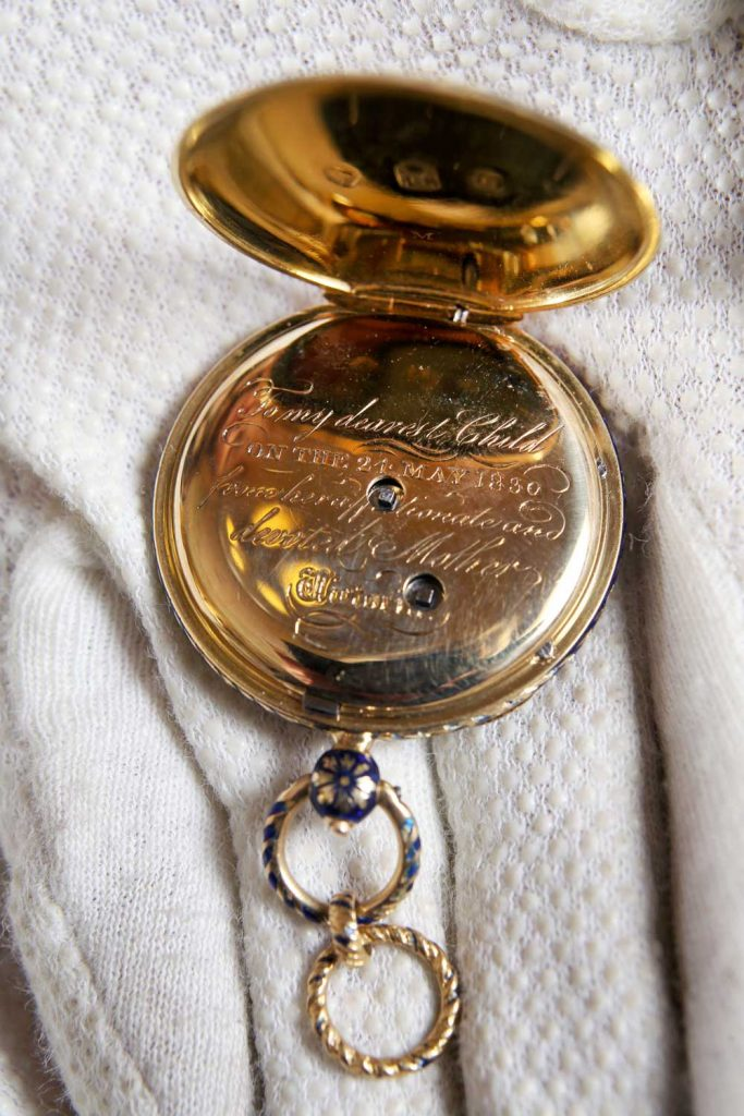 Visit Leeds to see Victorian jewllery
