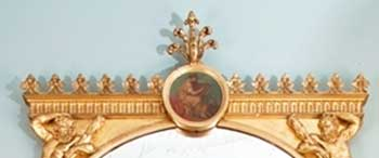 Visit Yorkshire to see Georgian Mirrors at Harewood House