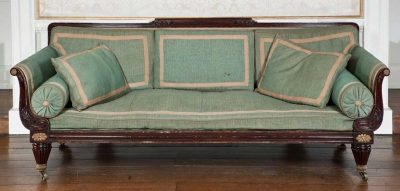 Visit Harewood House to see Regency Furniture in Yorkshire