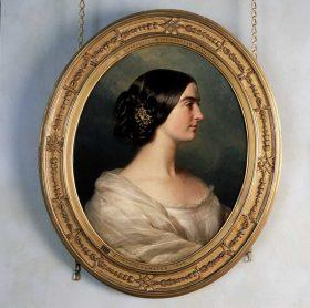 Visit Yorkshire to see Winterhalter paintings