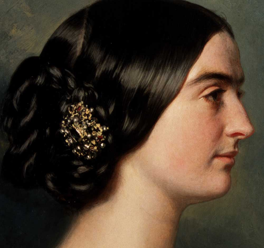 Visit Yorkshire to see Winterhalter portraits at Harewood House