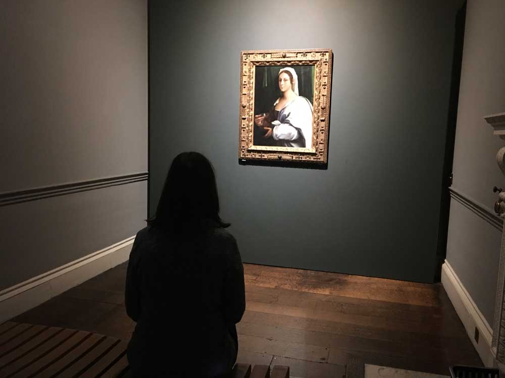 Visit Harewood to see Sebastiano del Piombo art