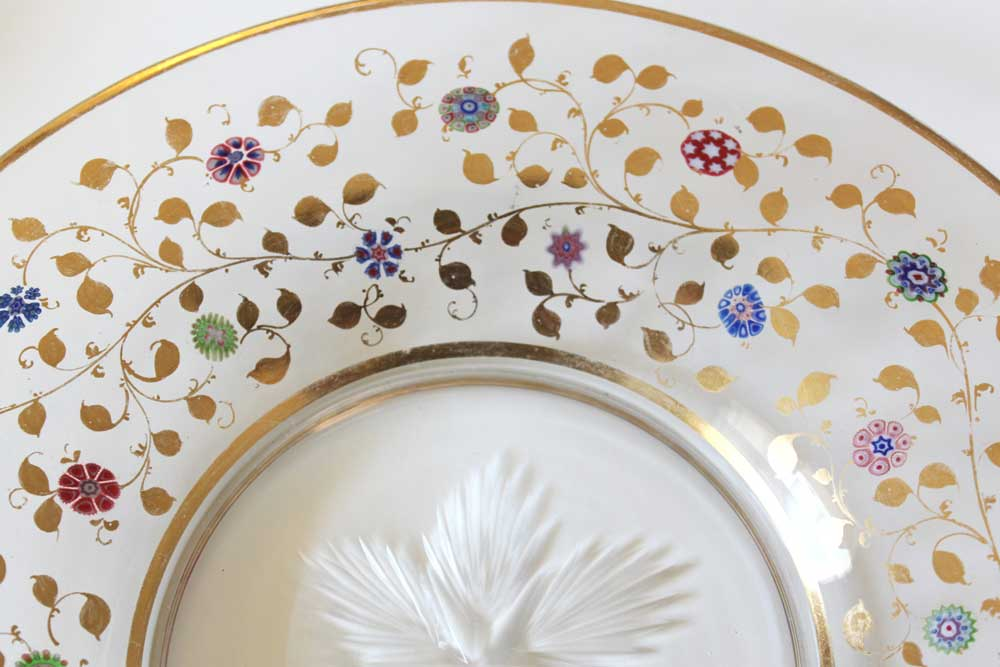 Visit Yorkshire to see porcelain and glassware at Harewood
