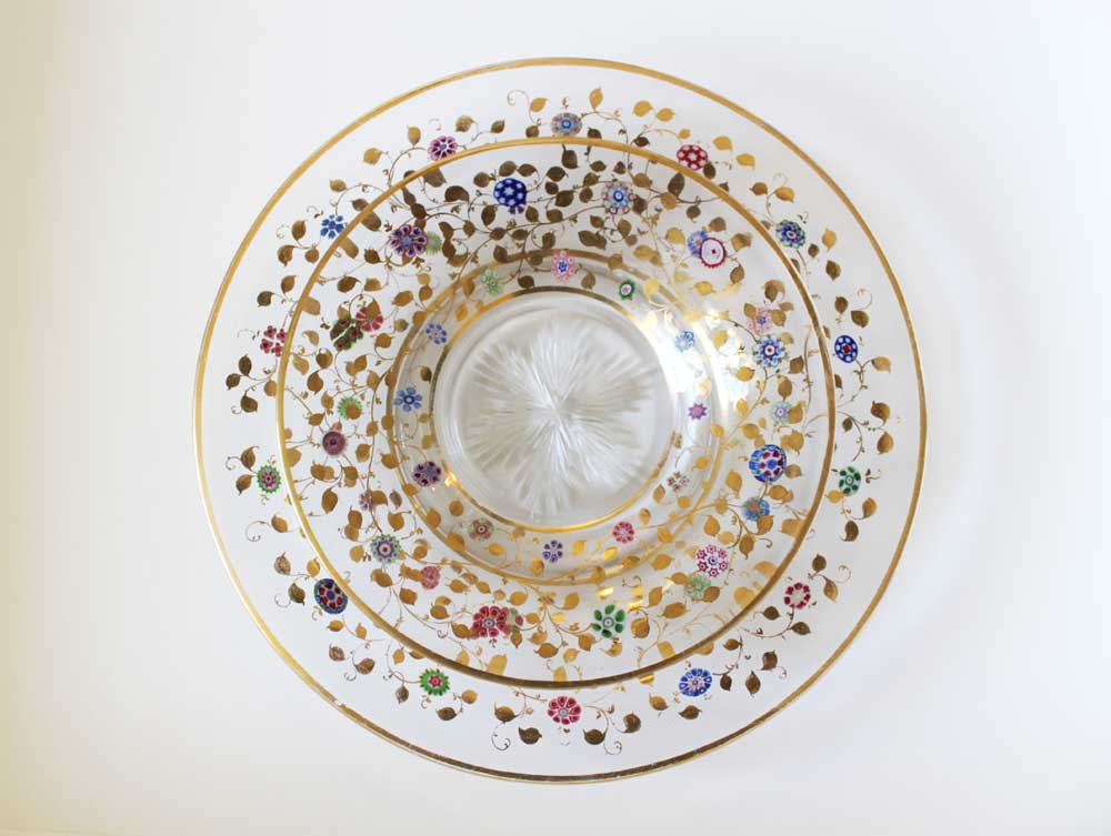 Visit Leeds to see porcelain and glassware at Harewood House