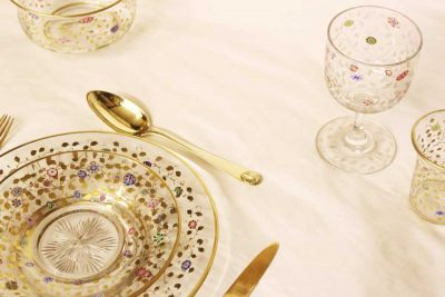 Visit Harewood to see a milliefiori service