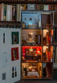 Visit Harrogate to see a dolls house at Harewood House