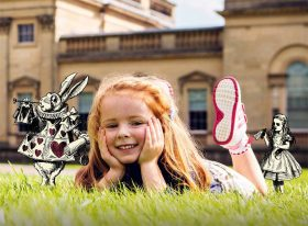 Visit Harewood House in Yorkshire to enjoy Alice in Wonderland summer activities