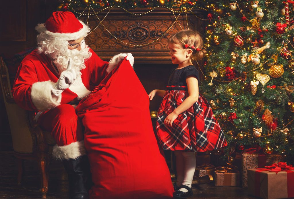 Meet Father Christmas at Harewood House