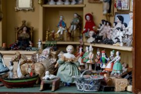 Toys of the Victorian Era: A Talk and Tour from Ilkley Toy Museum
