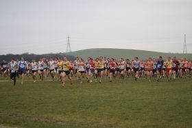 Northern Athletics Cross Country Championships at Harewood House, Leeds
