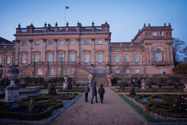 Christmas at Harewood for Groups