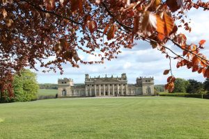 Harewood House Grand View