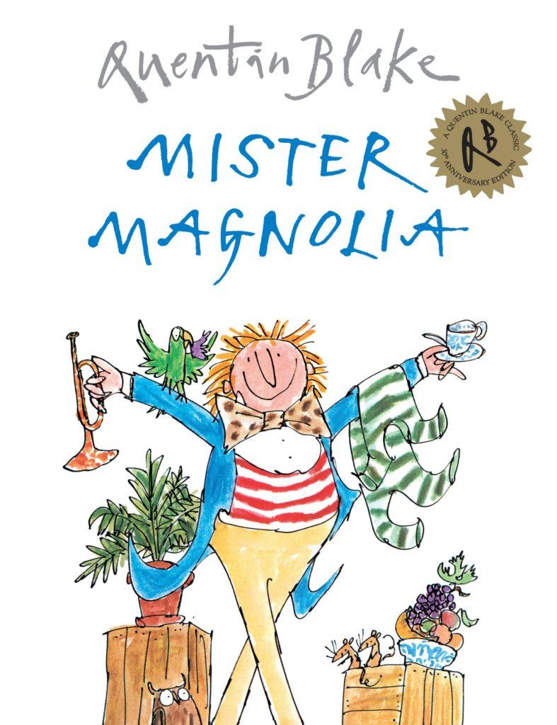 Mr Magnolia Children's Outdoor Theatre at Harewood, Leeds