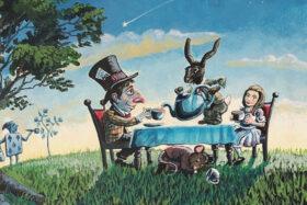 Alice's Adventures in Wonderland Outdoor Theatre