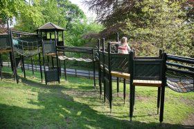 Playground at Harewood