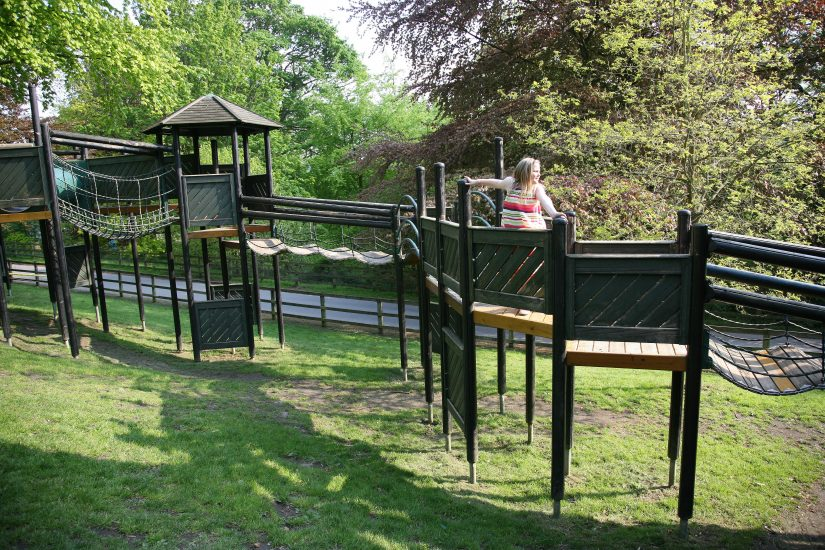 Playground at Harewood
