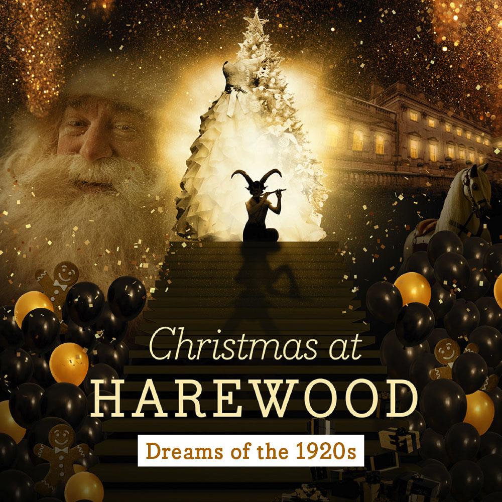 Christmas at Harewood 1920s