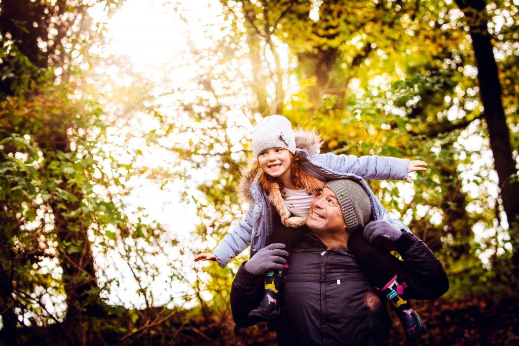 Autumn at Harewood