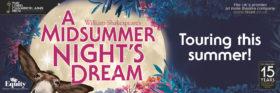 A Midsummer Night's Dream Outdoor Theatre at Harewood, Leeds