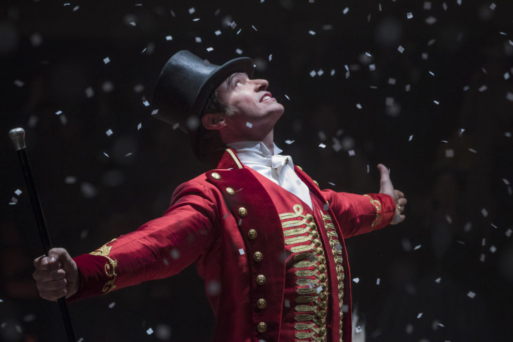 Greatest Showman open air cinema at Harewood House, Leeds