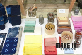 Natural Dye Making Workshop with Lola Lely
