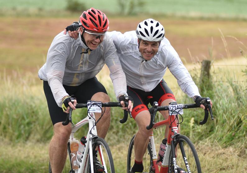 Leeds 100 cycle sportive at Harewood House, Leeds
