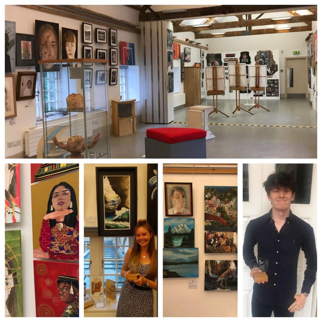 Amazing Student Art Exhibition