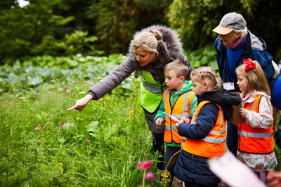 Primary Sessions – Grounds & Gardens