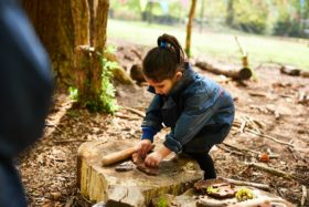 Small Wonders – Outdoor Play for Little Ones, Thursday 15th August, 10.30 – 12.00pm