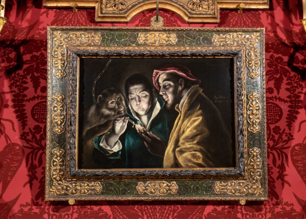 El Greco travels to Paris