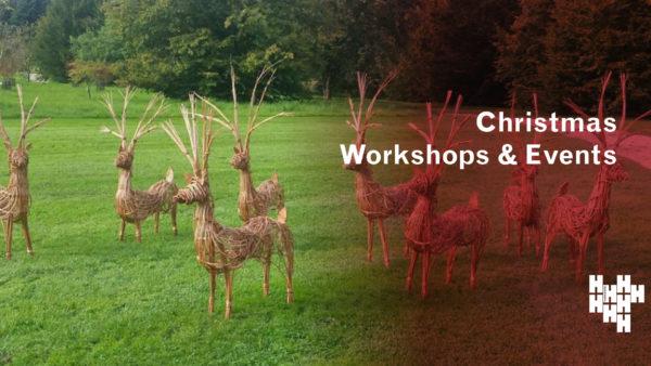 Christmas Workshops at Harewood