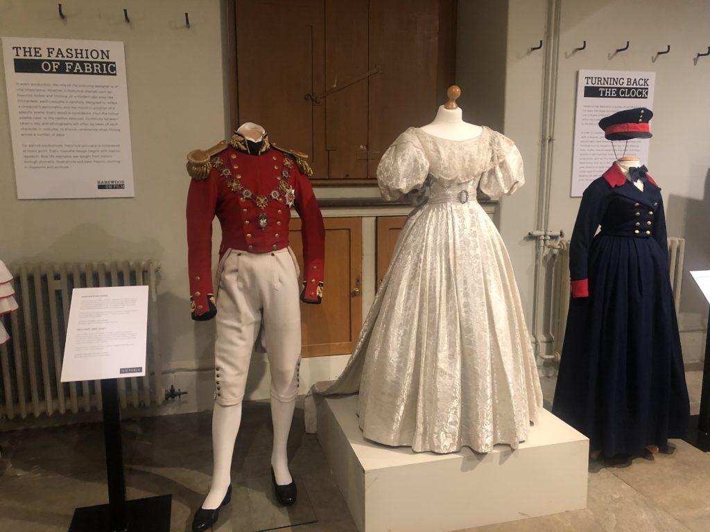 Harewood on Film - Victoria Costumes 2