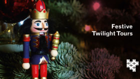 Festive Twilight Tours (12 Dec)