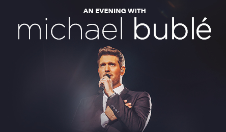 Michael Buble concert at Harewood House, Leeds