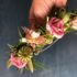 Flower Crowns with Leafy Couture